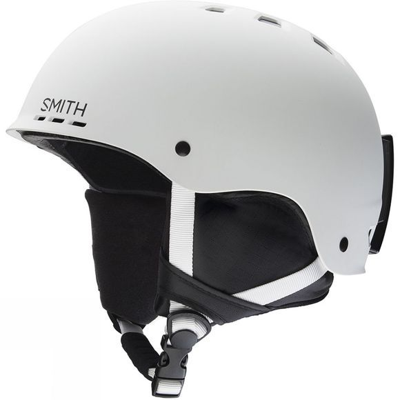 Smith Holt Helmet Matte White