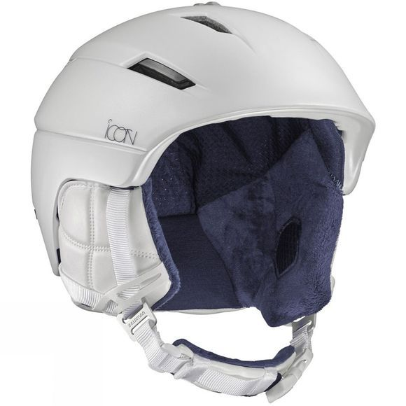 Salomon Women's Icon² Custom Air Helmet White