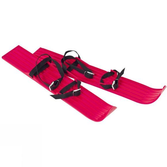 Hamax Mini Skis Red