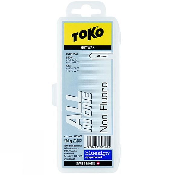 Toko NF All In One Wax 120g White