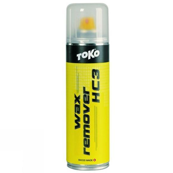 Toko Wax Remover 250ml Yellow