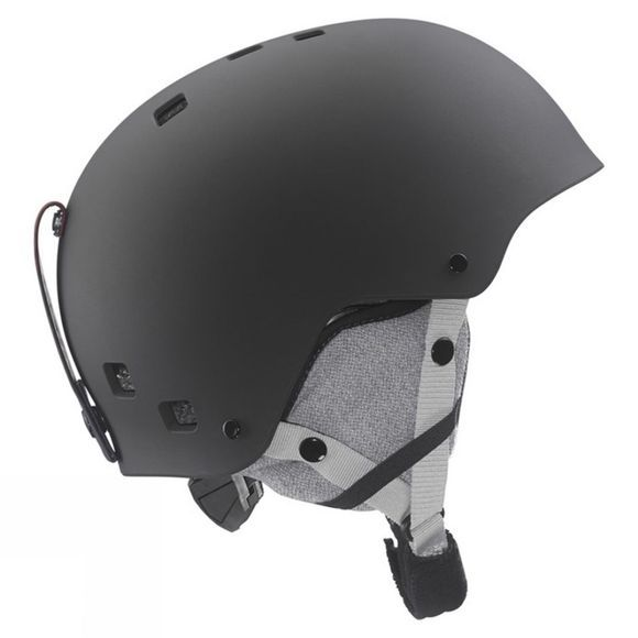 Salomon Kid's Jib Helmet Black