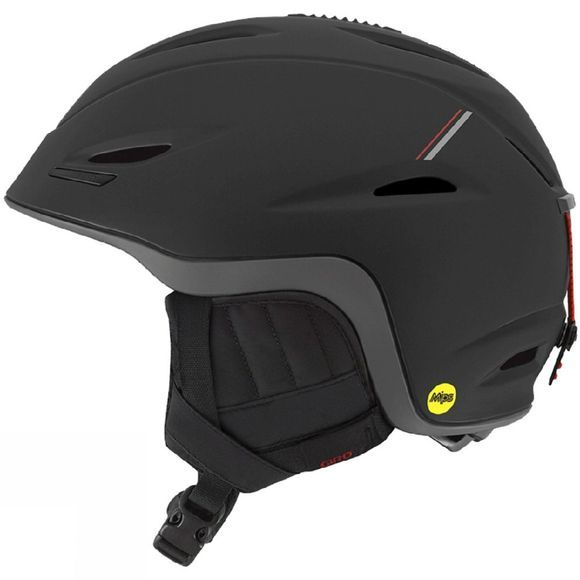 Giro Womens Fade MIPS Helmet Matt Black Red Sport Tech