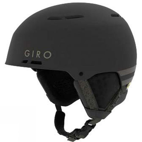 Giro Mens Emerge MIPS Spherical Helmet Matte Black/ Olive
