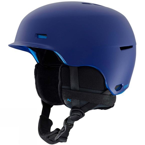 Anon Mens Highwire Helmet Dark Blue