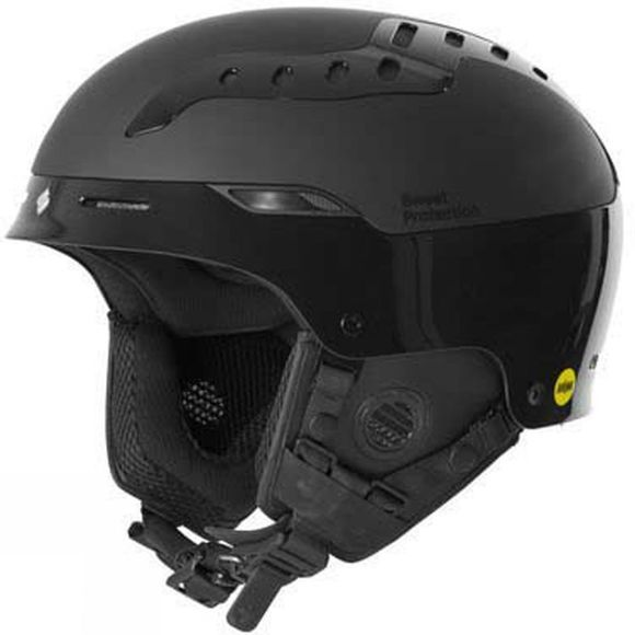 Sweet Protection Mens Switcher MIPS Helmet Gloss Black