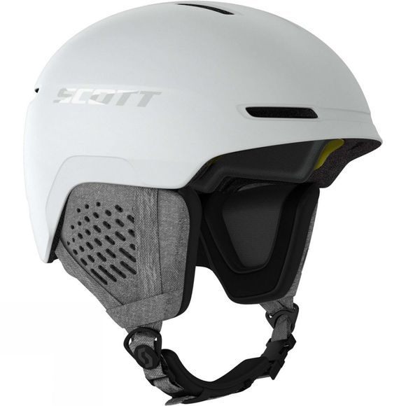 Scott Track Plus MIPS Helmet White