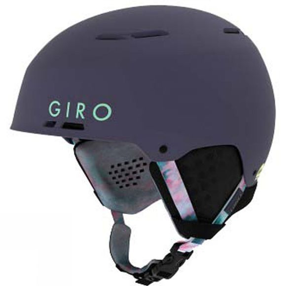 Giro Womens Emerge MIPS Ski Helmet Matt Midnight/ Bleached Out