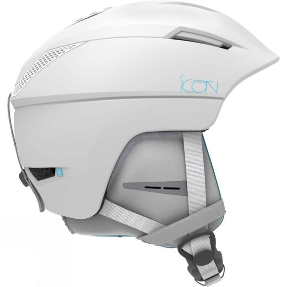 Salomon Women's Icon² Helmet White
