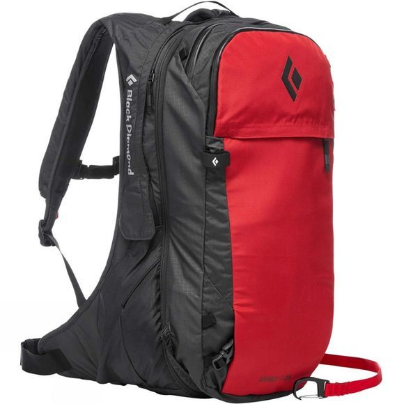 Black Diamond Jetforce Pro 25L Airbag Red