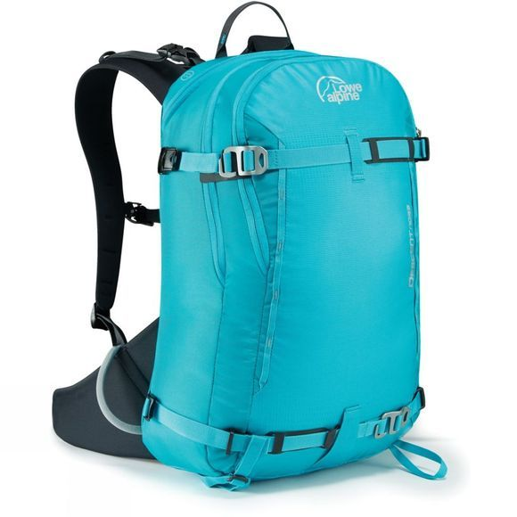 Lowe Alpine Womens Descent ND23 Rucksack Caribbean Blue