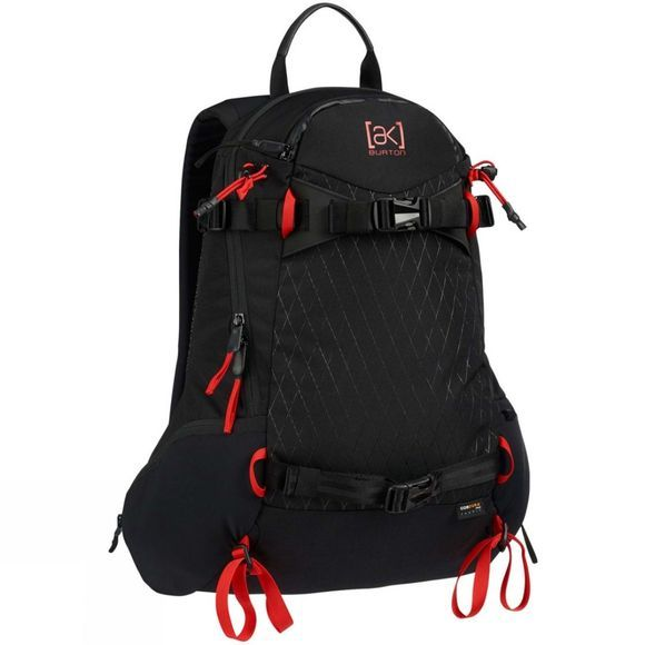 Burton AK Side Country 20L Rucksack Black Cordura
