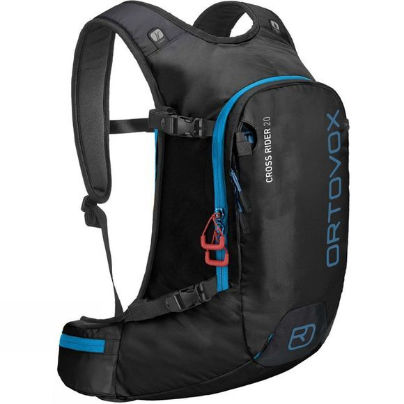 Ortovox Crossrider 20 Day Pack Black Raven