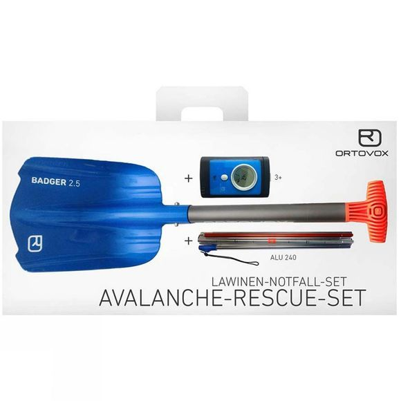 Ortovox Avalanche Rescue Set 3+ Various