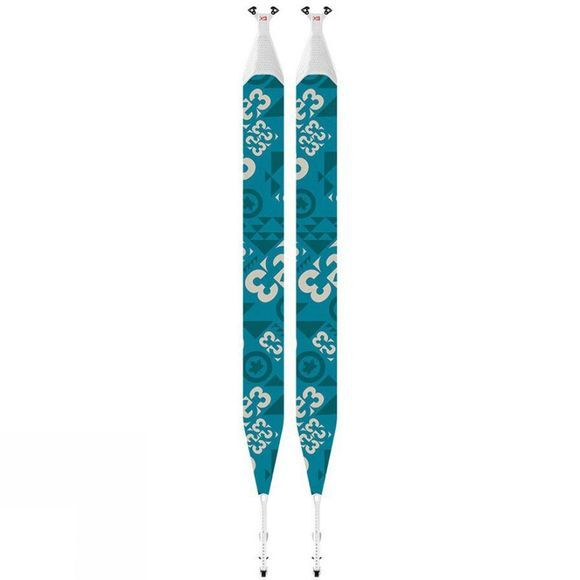 G3 Alpinist+ Glide Climbing Skins Teal