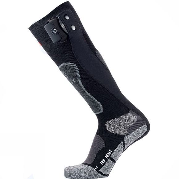 Thermic Powersocks Heat Uni black/grey