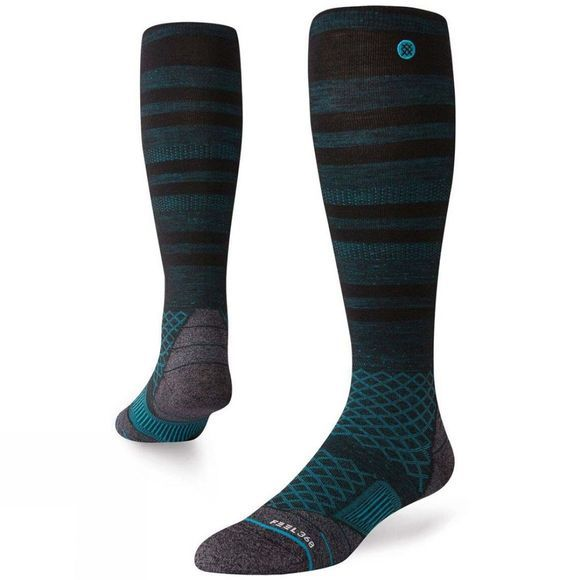 Stance Glacier Snow Socks BLACK