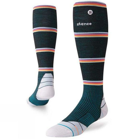 Stance Mens Kogen Socks BLACK