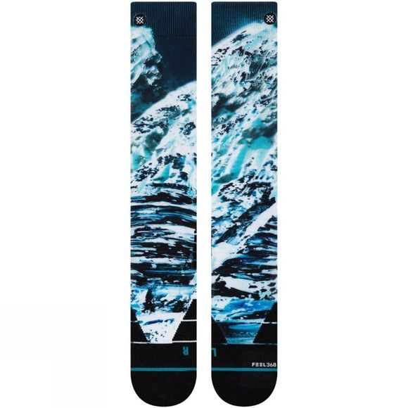 Stance Mens Snow Performance Socks Blue Yonder Snow