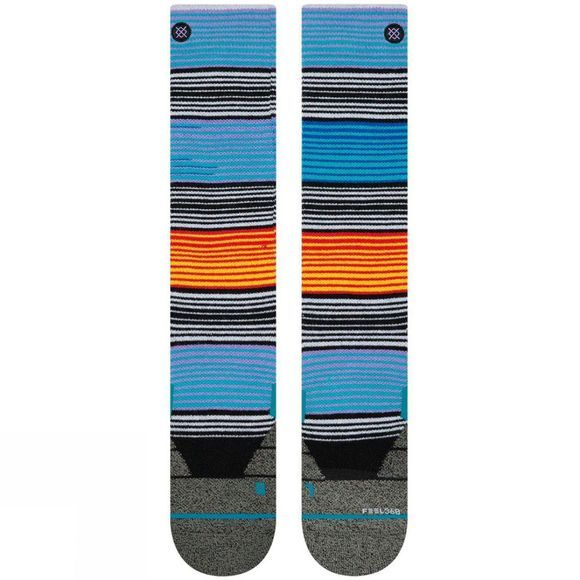 Stance Mens Snow Performance Socks Wolf Crossing