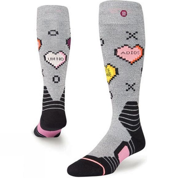 Stance Womens Candy Socks GREY