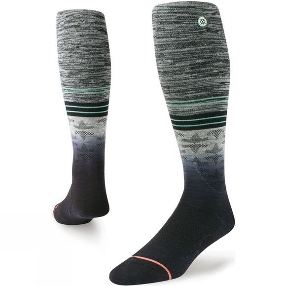 Stance Womens Pangea Socks Black