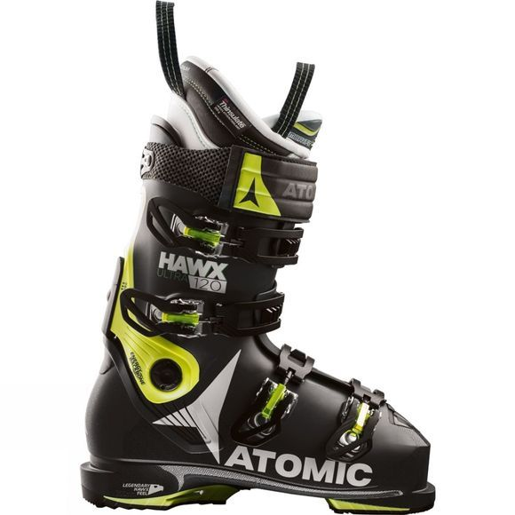 Atomic Men's Hawx Ultra 120 Ski Boot Dk Blue/Green