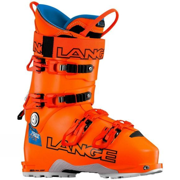 Lange XT 110 Freetour Ski Boot Flashy Orange
