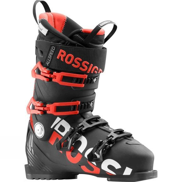 Rossignol Mens Allspeed Pro 120 Ski Boot Black / Red