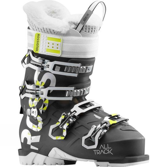 Rossignol Womens AllTrack Pro 100 W Ski Boots LIGHT BLACK