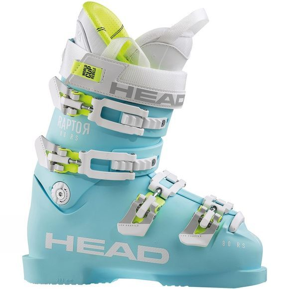Head Womens Raptor 80W Ski Boots Turquoise