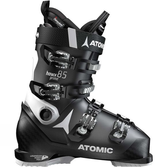 Atomic Womens Hawx Prime 85 W Ski Boot Black / White