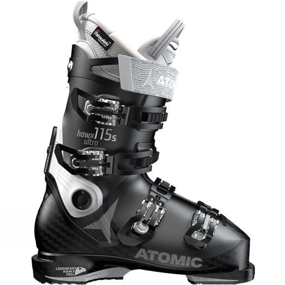 Atomic Womens Hawx Ultra 115 S W Ski Boot Black / White