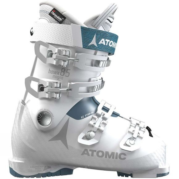 Atomic Womens Hawx Magna 85 W Ski Boot White / Denimblue