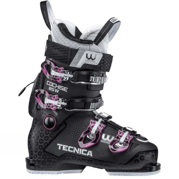 Tecnica Womens Cochise 85 Ski Boot BLACK