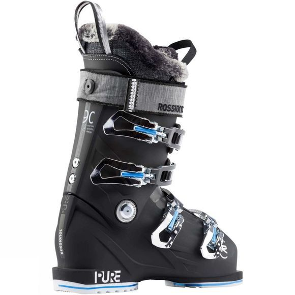 Rossignol Women's Pure Elite 90 Ski Boot Night Black