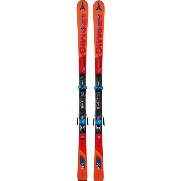 Redster X9 Skis + X12 TL OME Bindings