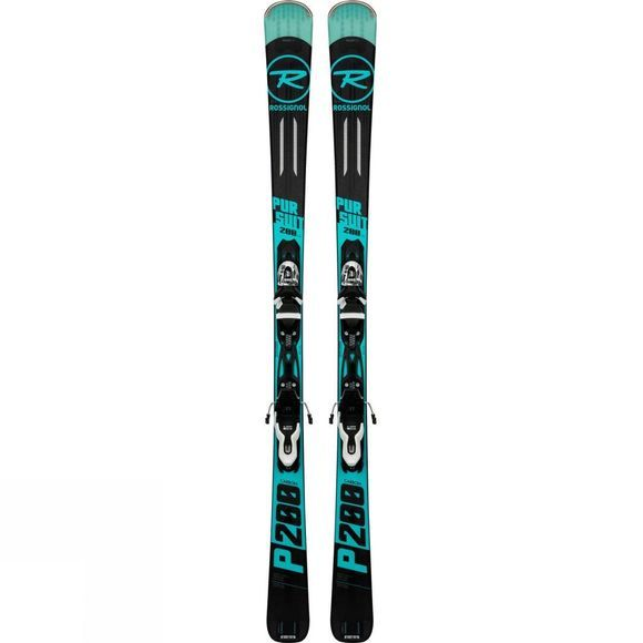 Pursuit 200 Skis with Bindings