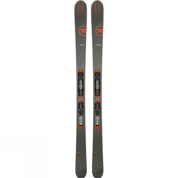 Rossignol Experience 88 Ti Ski Dark Grey / Orange