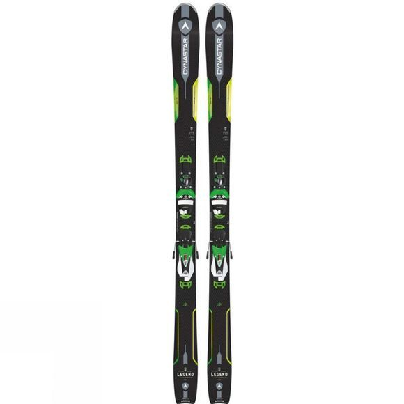 Dynastar Mens Legend X88 Ski + Binding Black / Green