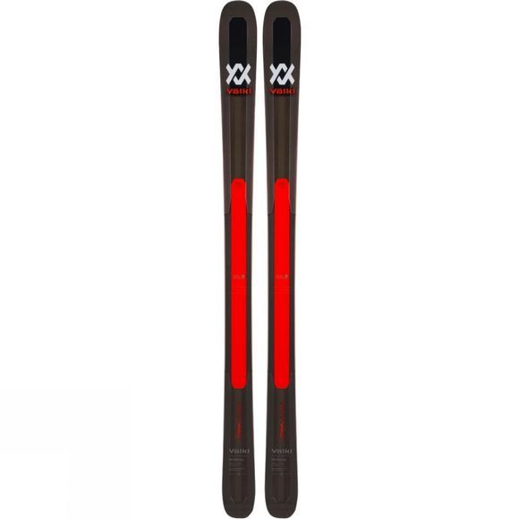 Volkl M5 Mantra (Ski Only) Dark Grey / Red