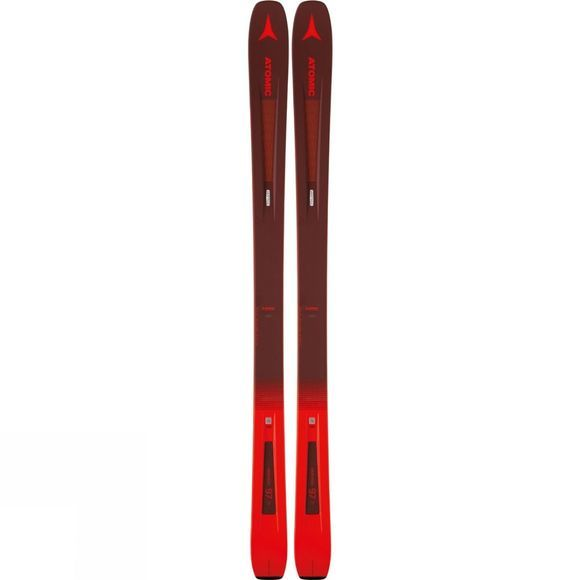 Atomic Men's Vantage 97 Ti (Ski Only) Dark Red / Red