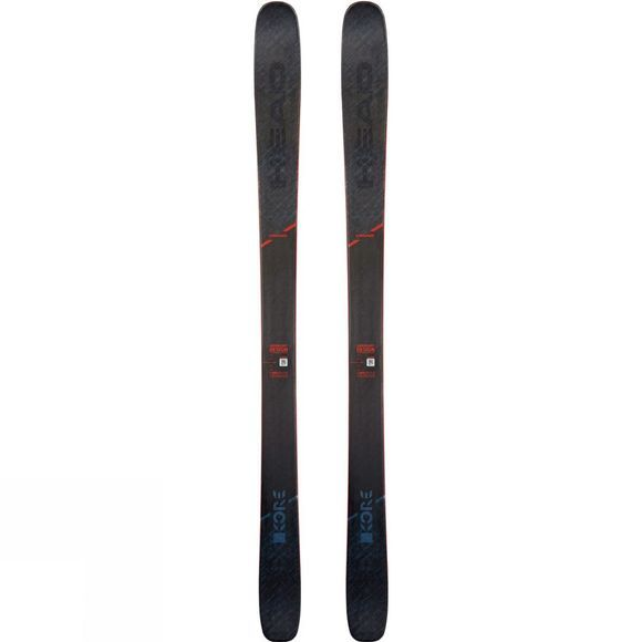 Head Men's Kore 99 Skis (Ski Only) Black
