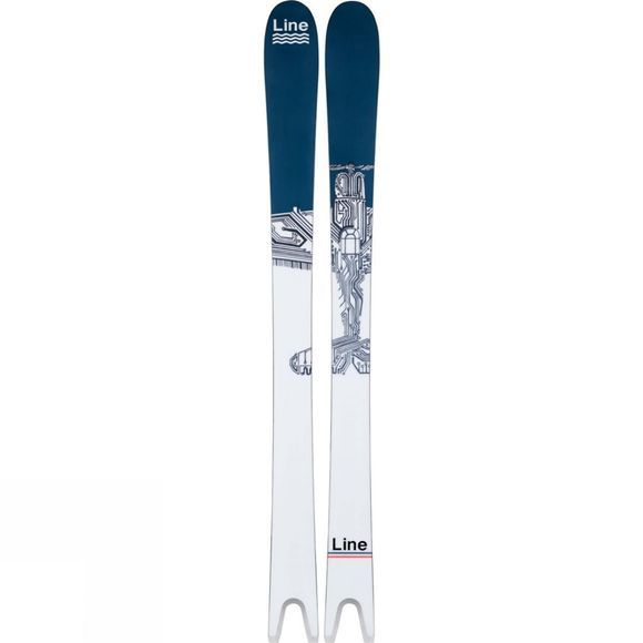 Line Men's Sakana Ski (Skis Only) Blue