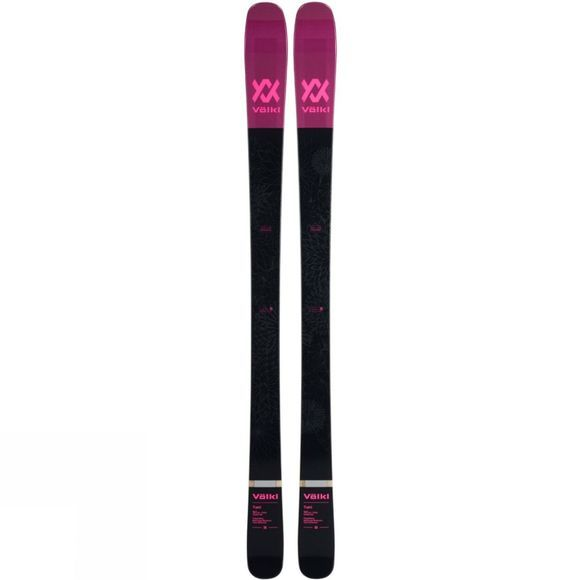 Volkl Yumi (Ski Only) Black / Deep Pink