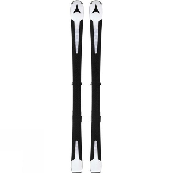 Atomic Women's Vantage 80 TI Skis With FT 10 GW Binding Grey Orange