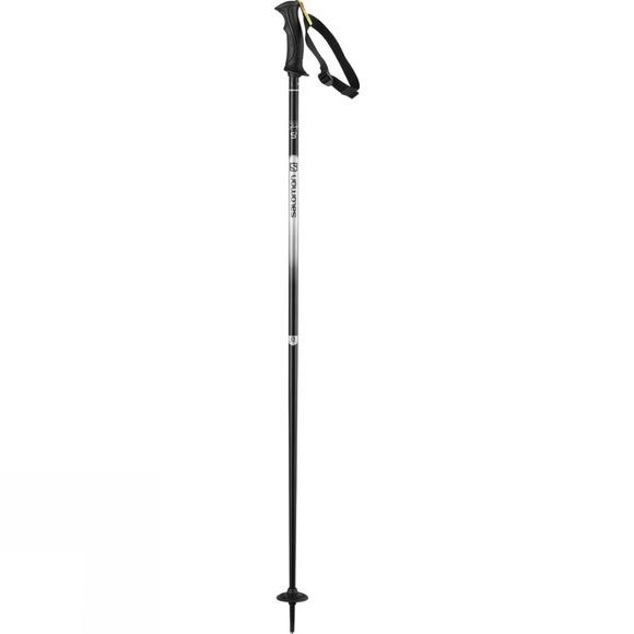 Salomon Mens X North Ski Pole Black