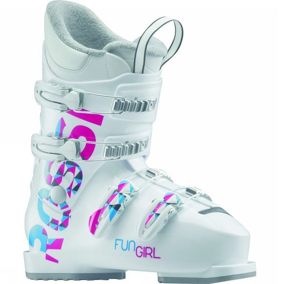 Kids Fun Girl J4 Ski Boots