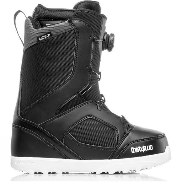 Thirty Two Mens STW Boa Snowboot BLACK