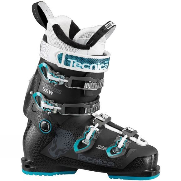 Tecnica Women's Cochise 85w Ski Boot Black